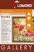 Fotopapír Lomond Fine Art Gallery Aquarelle, 210 g/m2, A4, 10 listů