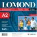 Fotopapír Lomond Premium, extra lesklý, 260 g/m2, A2, 25 listů, Bright